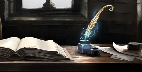 pottermore-website-portion-9-magic-quill-on-desk