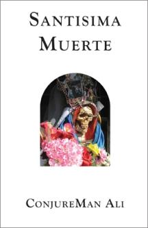 Santisima Muerte cover.indd
