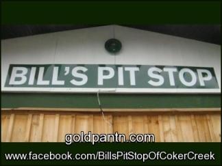 Bills Pit Stop