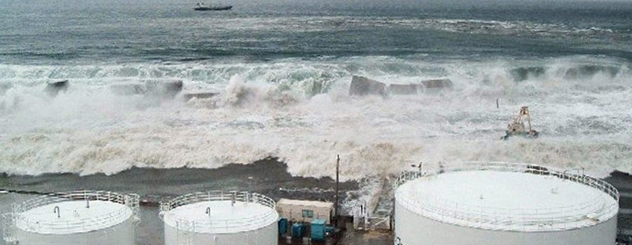 Japan declare state of emergency as Fukushima reactor 2 falls into the ocean