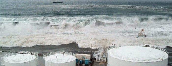 Japan declare state of emergency as Fukushima reactor 2 falls into the ocean