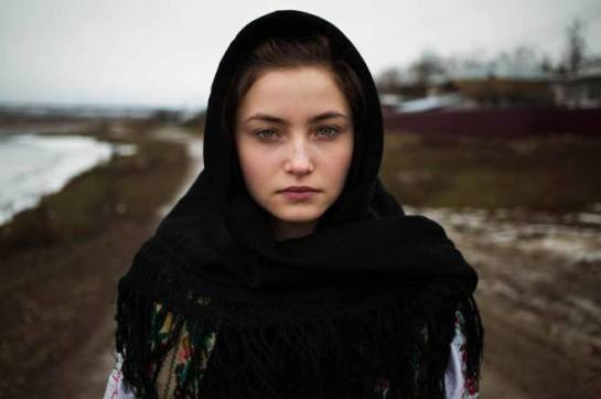 romanian girl, mihaela noroc, theatlasofbeauty dot com
