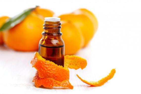 [orange essential plant oil]