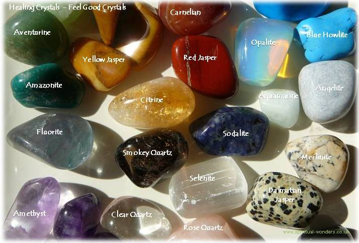MODERN AND TRADITIONAL USES OF CRYSTALS AND STONES: HEALING, METAPHYSICAL, SPIRITUAL