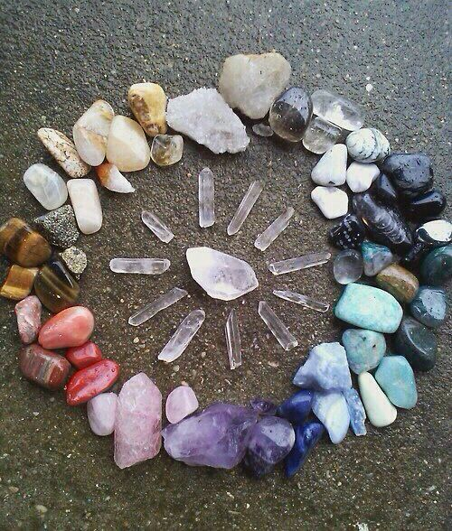 WHAT ARE CRYSTAL GEMGRIDS?