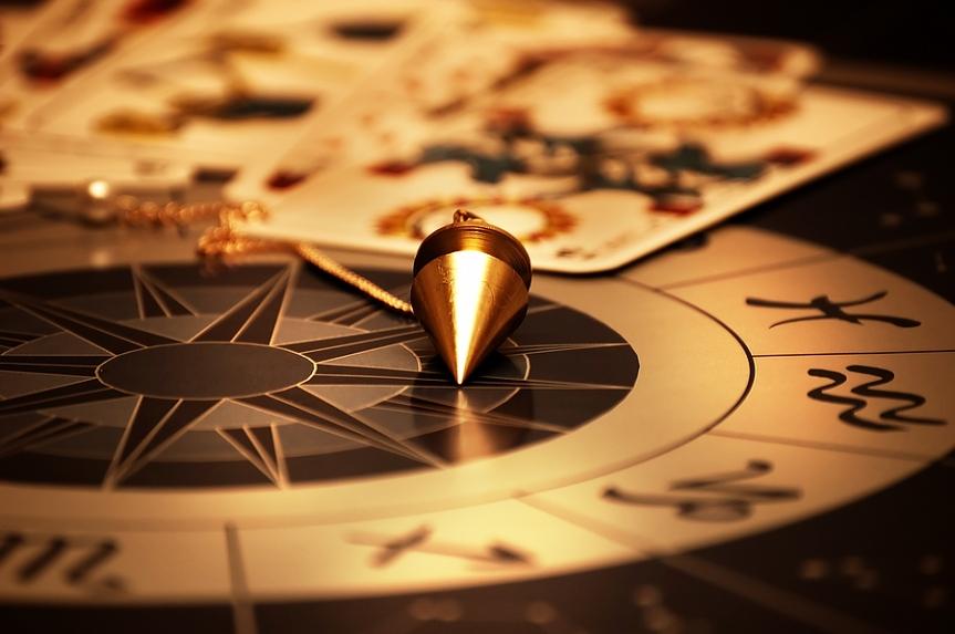 Dowsing With Pendulum's