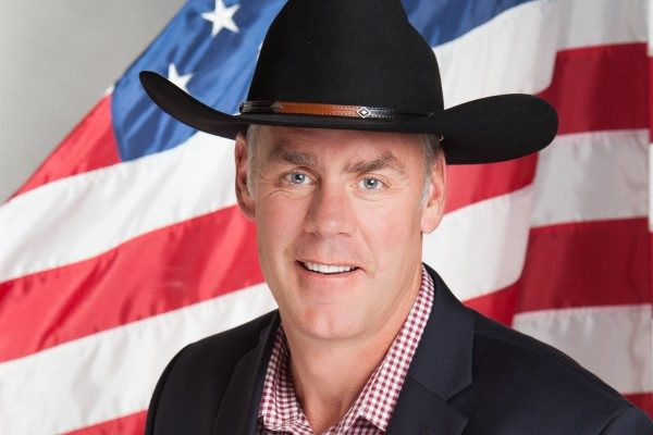 Ryan Zinke, U.S. Secretary of the Interior