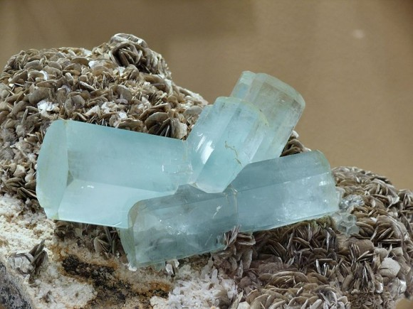 The Stone of Truth:Aquamarine