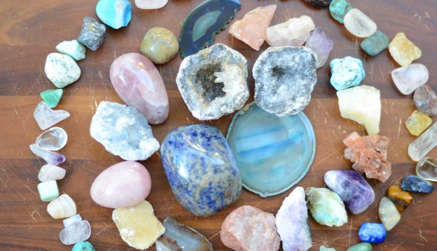 How To Use Crystals WithChildren