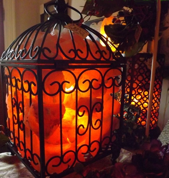 WHAT IS A HIMALAYAN SALTLAMP?