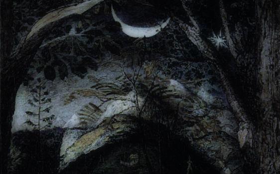 Samuel Palmer 'Moonligh' c
