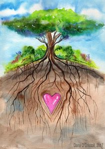 A love of the land and nurturing of spirit