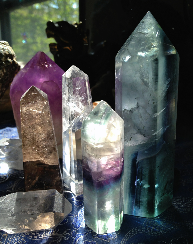 The Power of Crystals: The Legacy of MarcelVogel