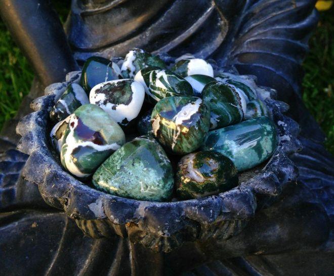 sardonyx green