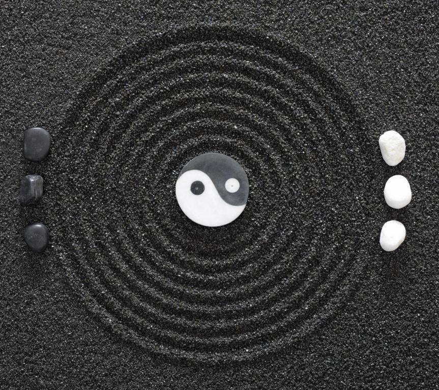Healing Crystals for Balancing Yin and YangEnergies