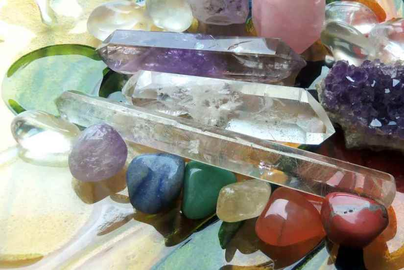 How to Open, Clear, and Balance the Chakras with Crystals