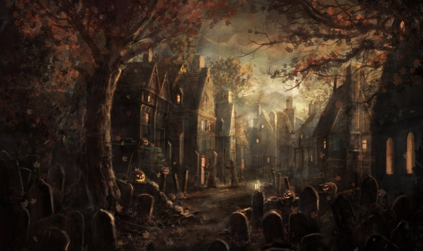 All Hallows Eve – 3 Days of the Dead & Beyond..