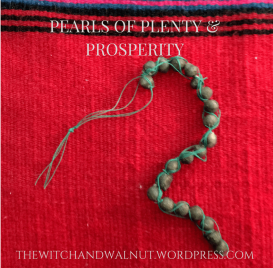 PEARLS OF PLENTY & PROSPERITY