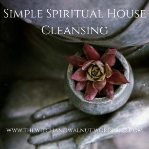Simple Spiritual House Cleansing