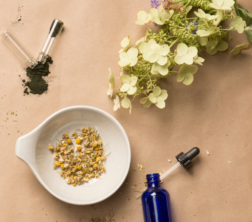 Your Apothecary Cabinet: Herbal Oils