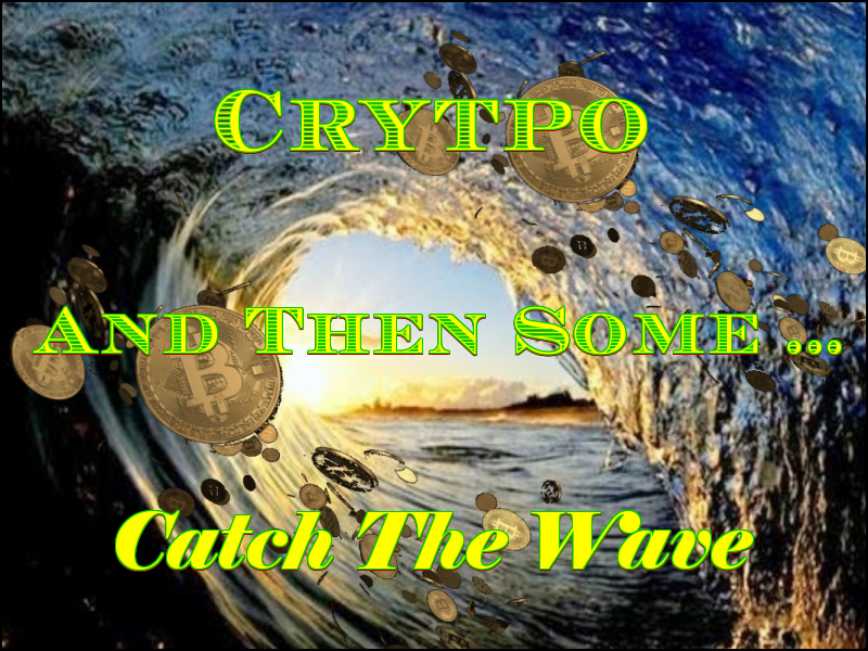 Crypto And Then Some … July 26th — Paths I Walk