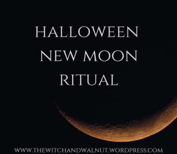halloween new moonritual