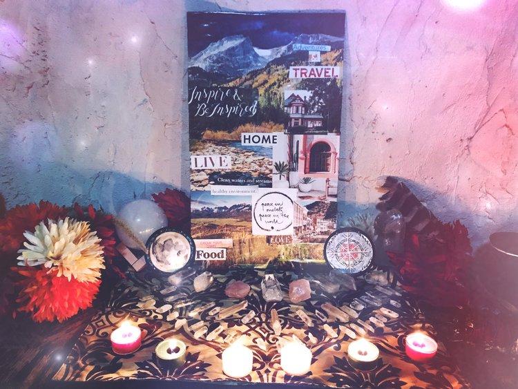 Full Cold Moon in Gemini | A Vision Board Ritual — Spirit de laLune