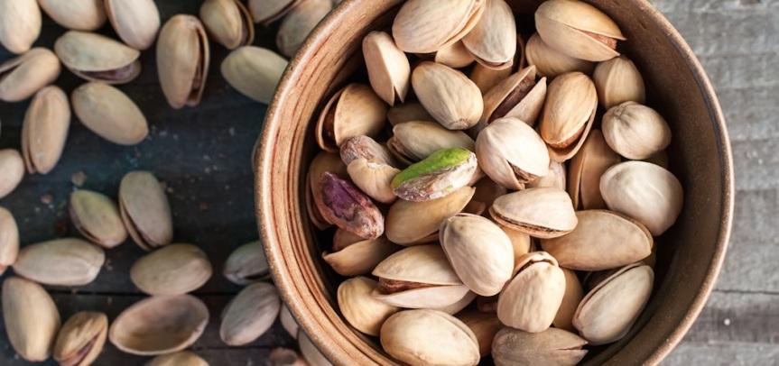 Food as Medicine: Pistachio (Pistacia vera,Anacardiaceae)