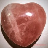 rose quartz heart / krista-mitchell.com