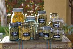 Herb Maker Gift-Giving Idea:Glassware