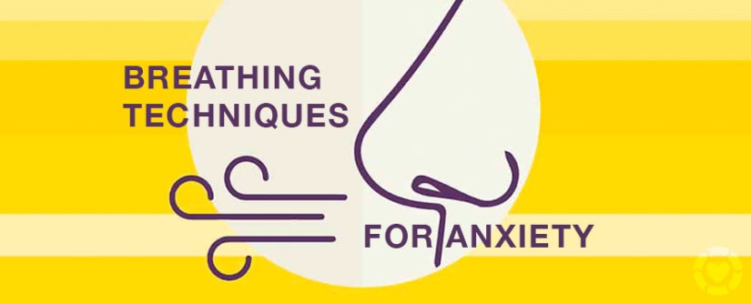Breathing Techniques for Anxiety[Guide]