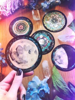 Spirit de la Lune Full Moon Ritual
