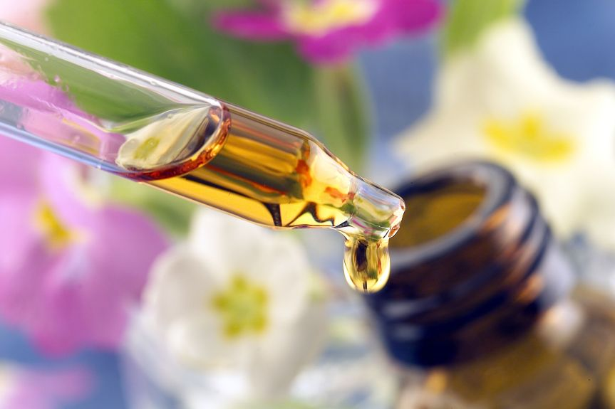 Essential Oils and Flower Essences