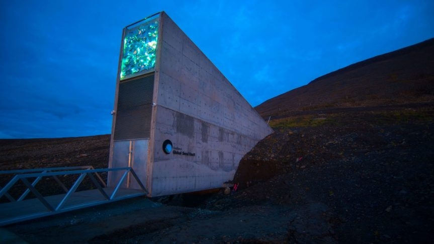 """Svalbard Global Seed Vault: The """"Noah's Ark of Plant Diversity"""" protecting the world's seedresources"""