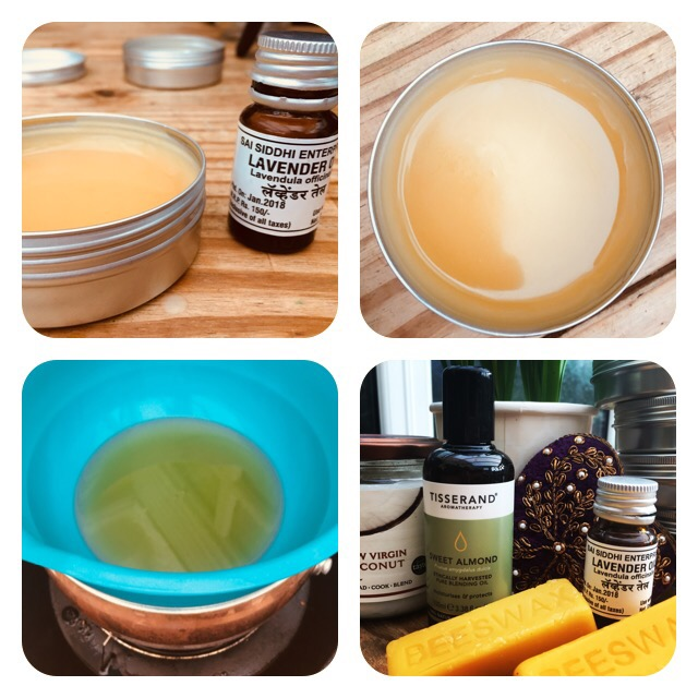 How to Make LavenderBalm