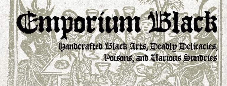 Deadly Delicacies from Emporium Black | Coby MichaelWard