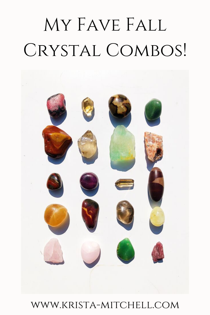 My Fave Fall Crystal Combos! / krista-mitchell.com