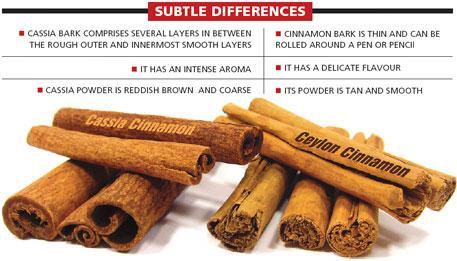 cinnamon two types