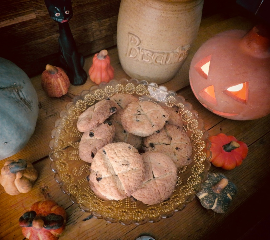 All Hallows Eve 'SoulCakes'