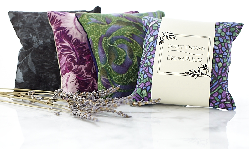 How to Make Herbal DreamPillows