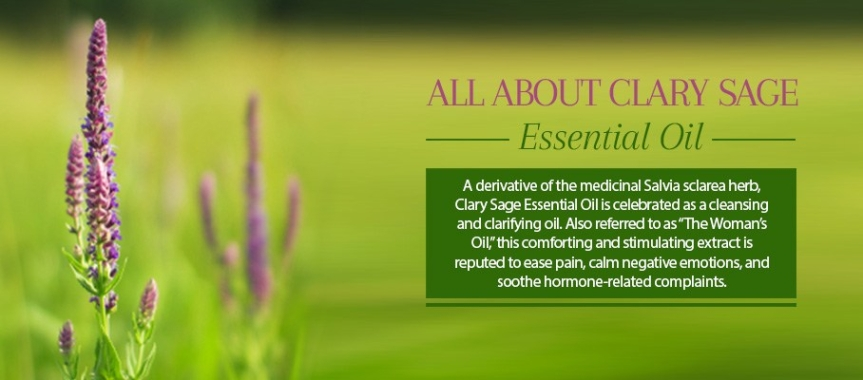 What Are The Health Benefits of Clary Sage Oil?
