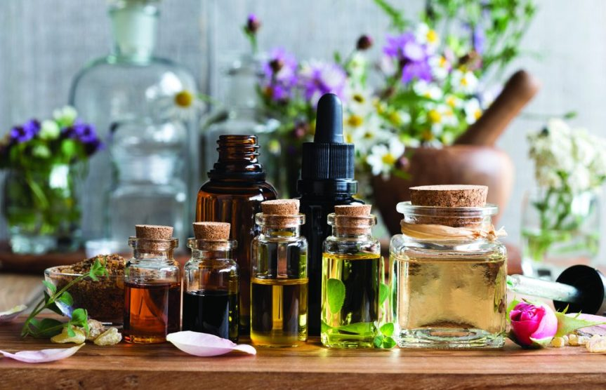 "Spring Aromatherapy: Essential Oils for the Season of ""Wood"""