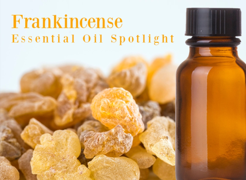 STRENGTHEN WITH FRANKINCENSE