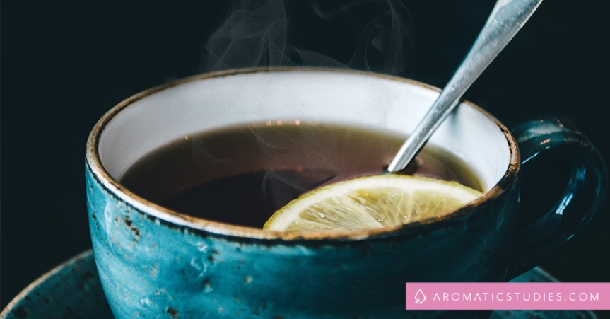 Beyond Tea: Aromatic Herbal Infusions for Health and Immunity | New York Institute of Aromatic Studies