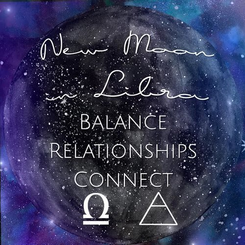 Entering The Crone Moon Cycle | New Moon in Libra Lunar Report