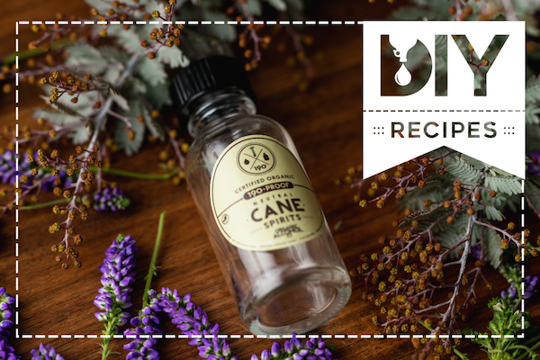 DIY Recipe of the Month: Herbal Spring Tincture • The Organic AlcoholCompany