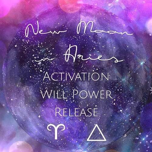 New Moon in Aries | Entering The Flower Moon Cycle | Spirit de la Lune