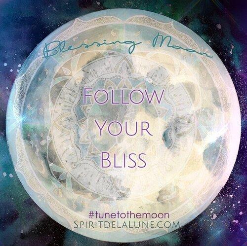 Full Blessing Moon Ritual Blessing Oil DIY Spirit de la Lune